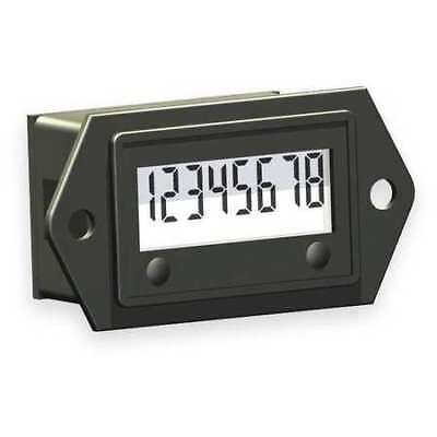 REDINGTON 3400-0000 Electronic Counter, 8 Digits, 3 Preset, LCD