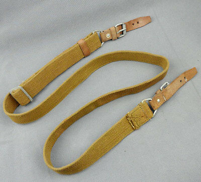 Wwii Imperial Japanese Army T38 Canvas Sling-L012