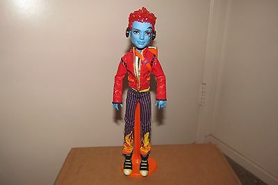 Monster High Holt Hyde First Wave Very Rare Hard To Find