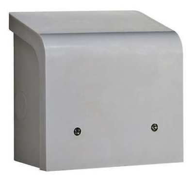 RELIANCE PBN30 Non-Metallic Power Inlet Box, Amps 30