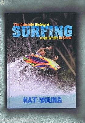 #aa. Book - The  Complete History Of Surfing