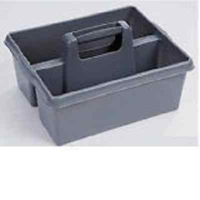 Silver / Grey Tack Tray / Tack Box  For Use When Grooming Horses, Made In The Uk