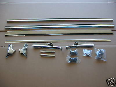 68 69 70 71 72 El Camino Bed Molding Kit