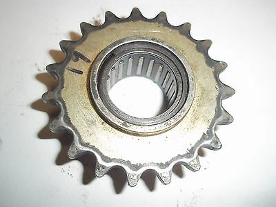 DIRT GO KART FRONT DRIVER / SPROCKET 35 PITCH 19 TOOTH USED 2AFC0512