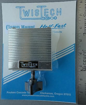Clamp Mount for TwisTech Wire Former Poulsen Cascade #12101