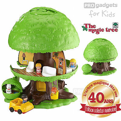 Genuine Vulli Magic Magical Klorofil Tree Treehouse - 40 Years Limited Edition