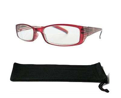 Ladies Extra Strong High Strength Magnified Glasses High Power x4.50 to x7.00