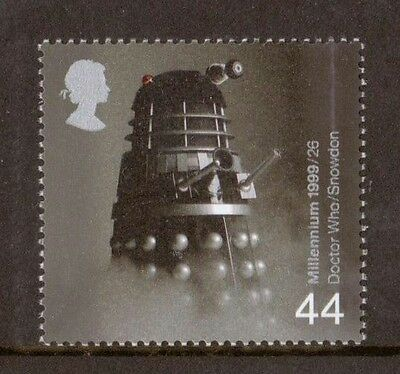 L@@K DOCTOR WHO DALEK STAMP - ISSUED GREAT BRITAIN 1999 - MINT NEVER HINGED L@@K