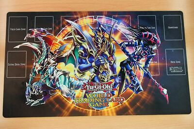 C206 Free Mat Bag Custom Made Playmat Yugioh Play Mat Dragon Soldier Chaos