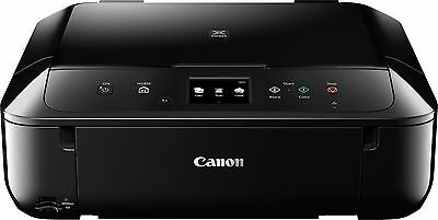 Canon PIXMA MG6860 All-in-One Inkjet Wireless Multifunction Printer Photo Scan