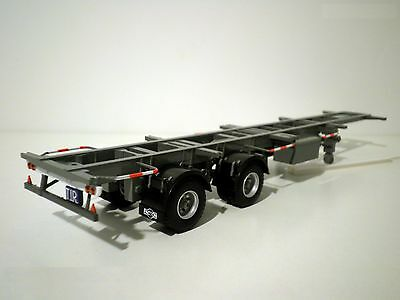 WSI CLASSIC CONTAINER TRAILER 2 AXLE ,1:50, Diecast, Lorry, Sealed