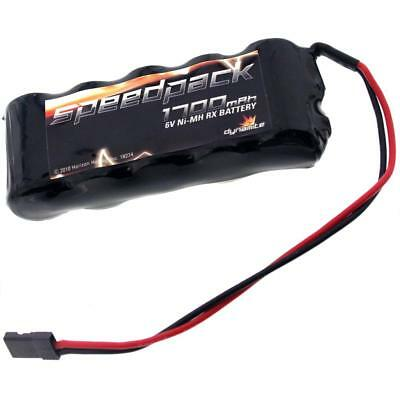 Losi 1/5 Desert Buggy XL * DYNAMITE 6V 1700mAh NiMH 5 CELL RECEIVER BATTERY *