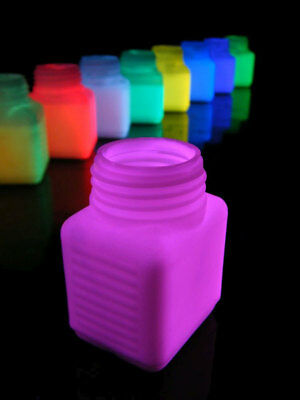 100ml Schwarzlicht Invisible Color Pink