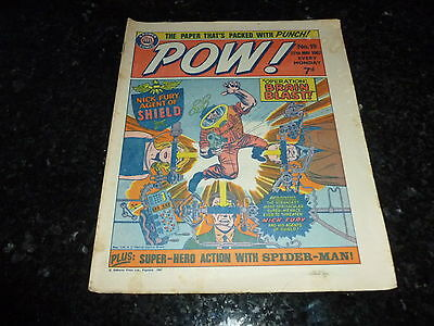 POW! Comic - No 19 - Date 27/05/1967 - Power Comic