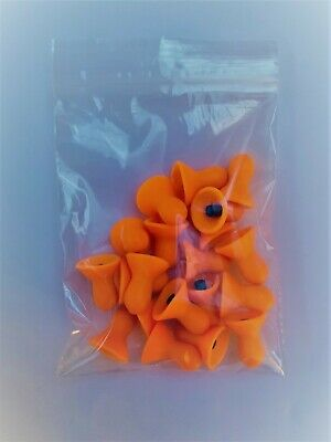 10 Pairs of Reusable Howard Leight Quiet Ear Plugs (QD1)