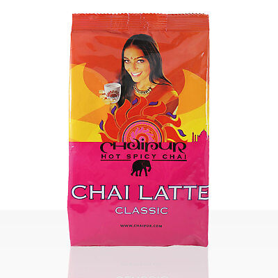 Darboven Chaipur Chai Latte Classic 2 x 500g Instant Tee