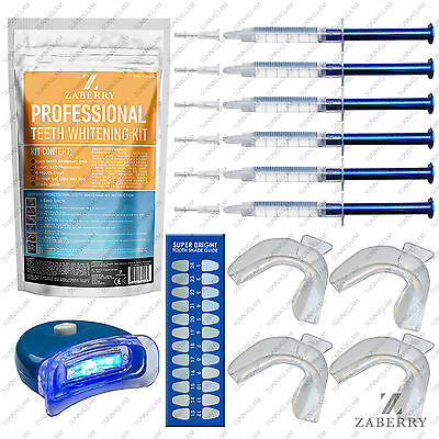 Advanced Teeth Whitening Kit Tooth Whitener Gel Bleach White Dental Laser