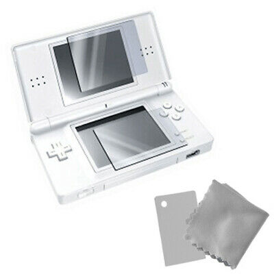 ZedLabz screen protectors for Nintendo DS Lite - 4 pack top & bottom clear DSL