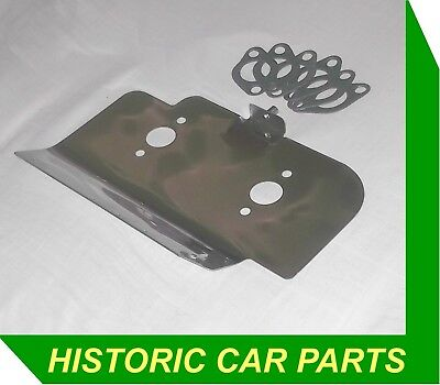 Stainless Steel Heat Shield & Gaskets for MG Midget Mk 3 III 1275cc 1966-74