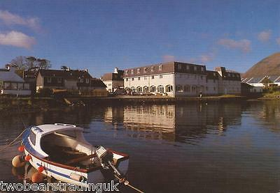 Postcard: Dunollie Hotel, Broadford, Isle of Skye, Scotland (Promo)