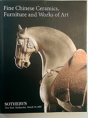 Fine Chinese Ceramics, Furniture and Works of Art catalog