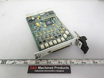 National Instruments PXI-6123 Simultaneous Sampling Multifunction DAQ 8 Channel