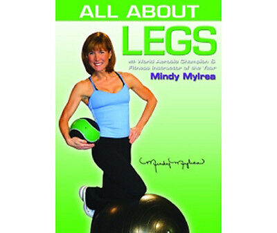 Exercise DVD All about legs,  NEW, tone legs