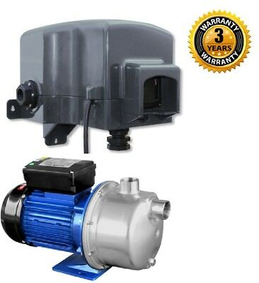 Water Pumps - Pump for Toilet Flushing, Laundry and Garden