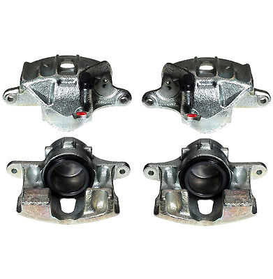 Vw Transporter T3 T25 Pair Front Brake Calipers (Girling 1 Piston Type) Bca194A