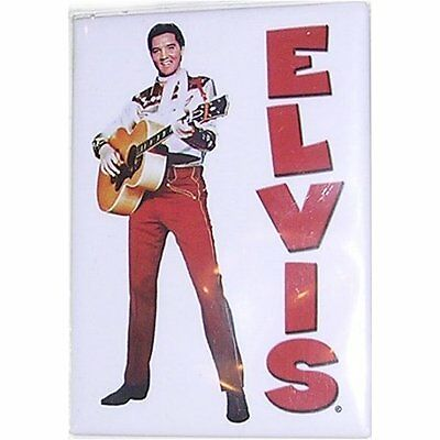 Elvis Playing Guitar Fridge (Refrigerator) Magnet by Ata-Boy. 25673E. EXCELLENT!