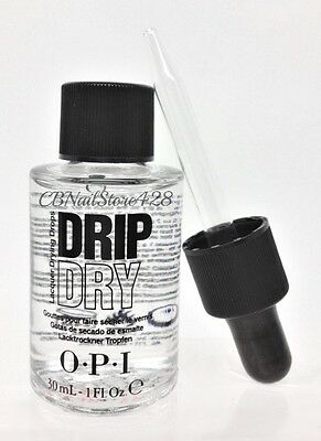 OPI - Drip Dry 1oz/30mL - Lacquer Drying Drops With FREE Dropper