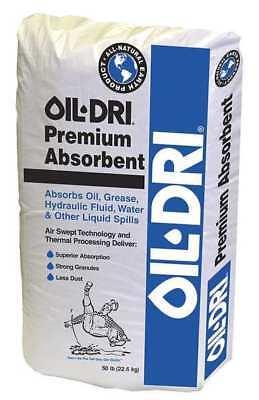 OIL-DRI I05090-G40 Granular Clay Absorbent, 50 lb., Bag