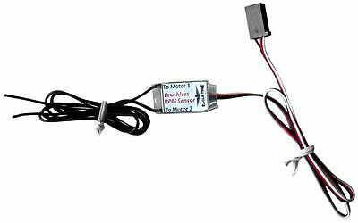 NEW Eagle Tree Systems Brushless Electric Motor rpm Sensor RPM-BRS-V2