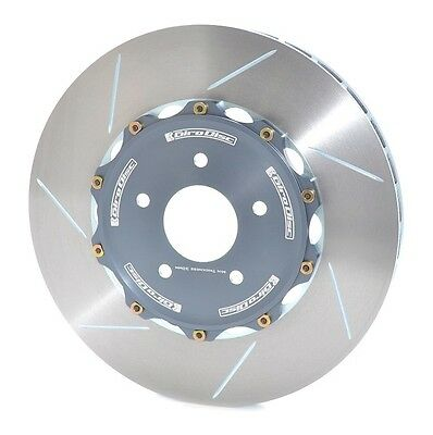 GIRO DISC FRONT 2-PIECE 340MM FLOATING ROTORS FOR PORSCHE 911 996-997 GiroDisc