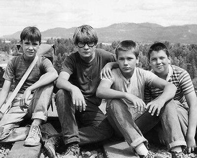 Stand By Me [Cast] (54670) 8x10 Photo
