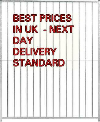 Galvanised Kennel Dog Run Panels all Sizes - Doghealth guaranteed