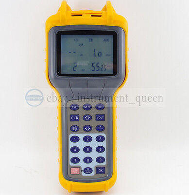 RY-S110D CATV Cable DB Measurement TV5~870MHz Signal Level Meter