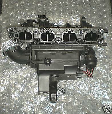 Vauxhall Zafira B Astra H 1.6 Z16XER Induction Inlet Manifold 55564933 55559368