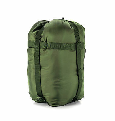 "Snugpak ""Compression Stuff Sack"" Reduces Bulk - Olive Green - Med or Large"