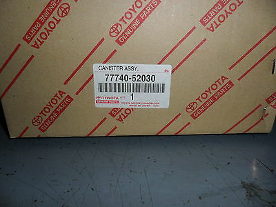 TOYOTA CHARCOAL CANISTER! VAPOR NEW OEM! 77740-52030 ECHO 2000-2002 SAVE $