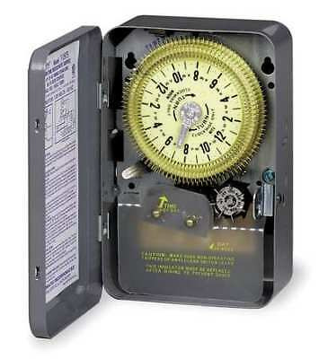 Electromechanical Timer, 24-Hour, Multioperation, T1905, Intermatic