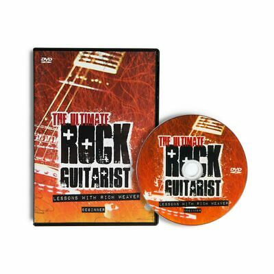 The Ultimate Rock Guitarist- Lindo DVD Lessons to Learn Beginner Electric Guitar