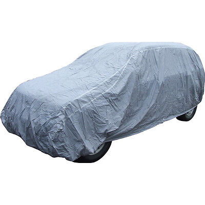 Water Resistant Breathable Full 4X4 Car Cover Rain/dust/snow/ice/uv Protector