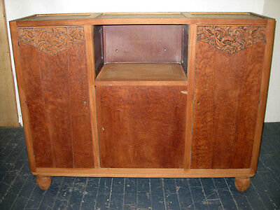 FRENCH Art Deco Sideboard small / Buffet / Server / Credenza ( pair avail.)