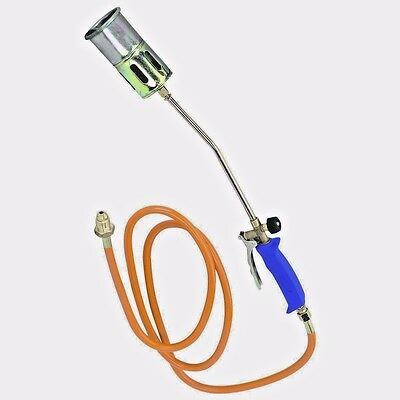 Outdoor Propane LP Gas Tank Torch Heater Burner Weed Melt Ice Snow Remove paint