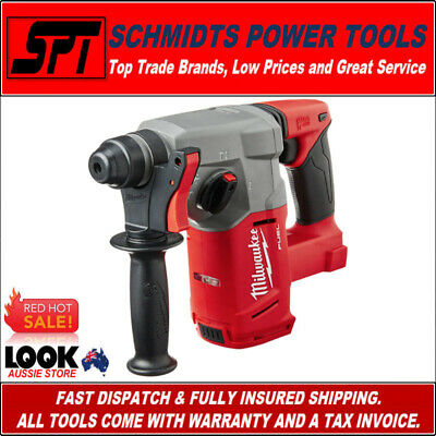MILWAUKEE M18 18V CORDLESS 6 TOOL COMBO KIT 3x3.0Ah BATTERIES 240V M18MPP6A-303B