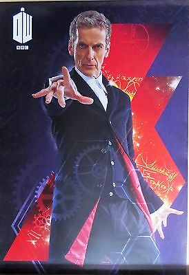 Doctor Who -Peter Capaldi-Licensed POSTER-90cm x 60cm-Brand New