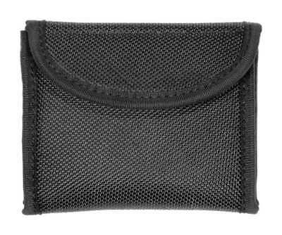 HEROS PRIDE 1082 Glove Pouch,Double,Black,Nylon