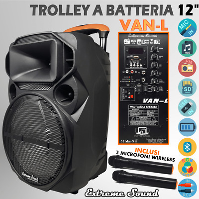 PAR LED 36x3 W Extreme Sound faretto RGB DMX ALTA LUMINOSITA' WASH PROGRAMMABILE