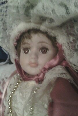 Extremely active haunted doll